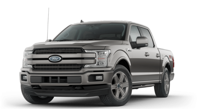 2020 Ford F-150 LARIAT Crew Cab Pickup For Sale in Blairsville